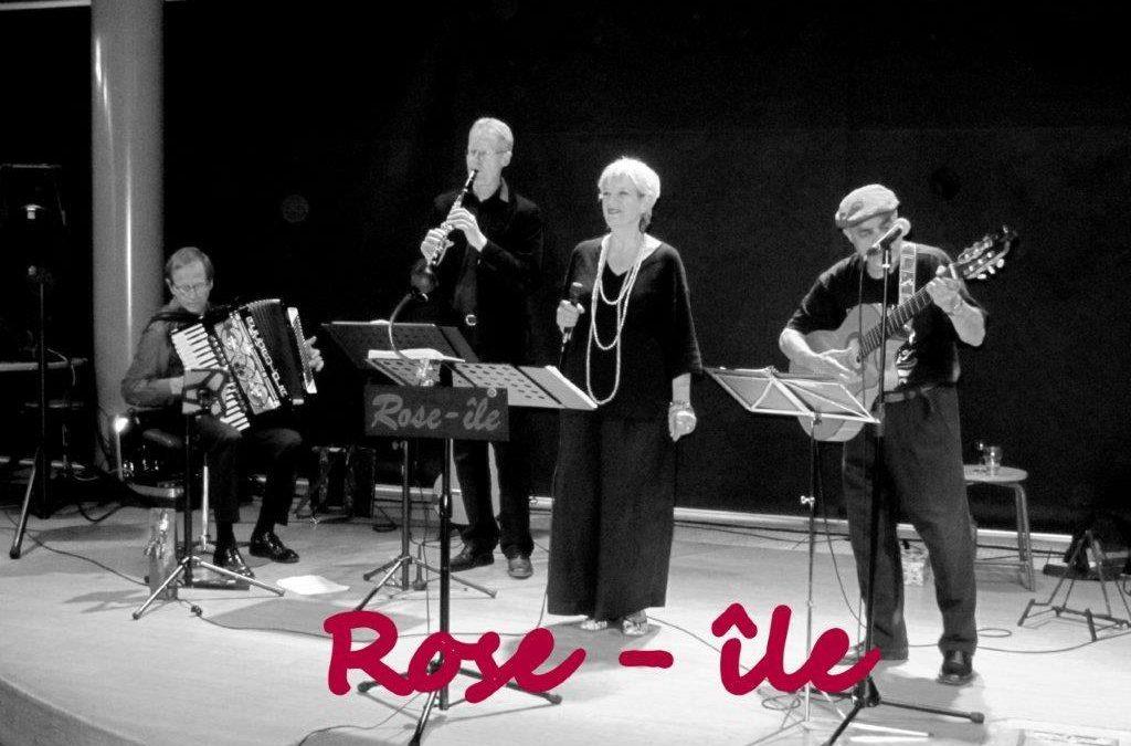 Muziek bij de Buren: Optreden door Rose Îles