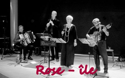 ZO 4 AUG – SPECIAL – Rose-île – mini-concert