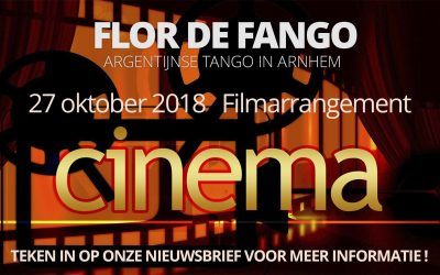 ZA 27 OKT – Filmhuis arrangement: Film – Diner – Salon