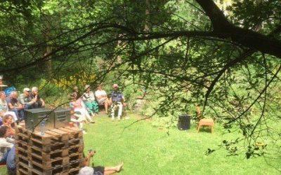 Zo 26 MEI – Proefles Argentijnse Tango Toine & Monique – Ecologische Tuin Prins Hendrikstr.