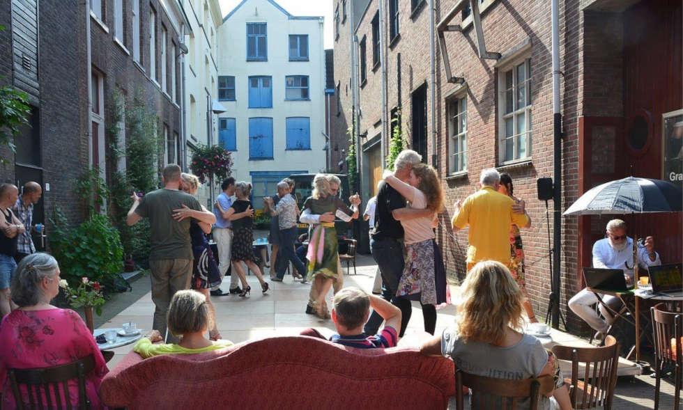 Programma Straattango | Program street tango 2019