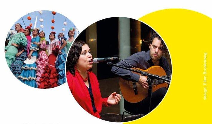 ZA 15 JUN – Peña Flamenca de verano (partneractiviteit)