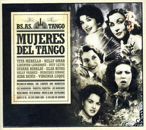 Modern Tango Salon – De Vrouwenstem in de Tango (deel 2) – DJ's Peter en Jan