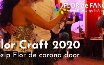 Flor craft 2020, help Flor de Corona door