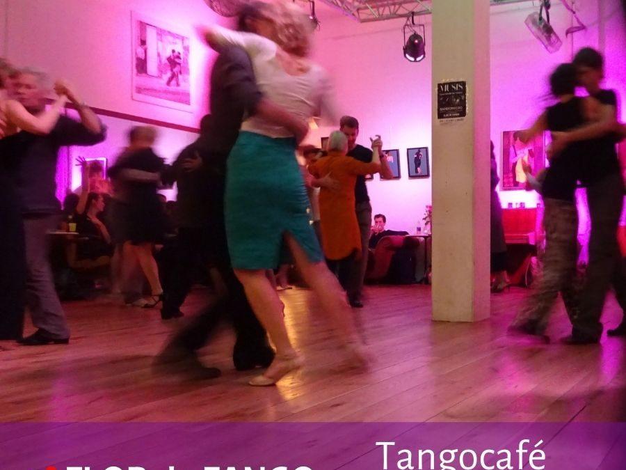 WO 6 OKT – Tango café/ Oefenavond – DJ Toine