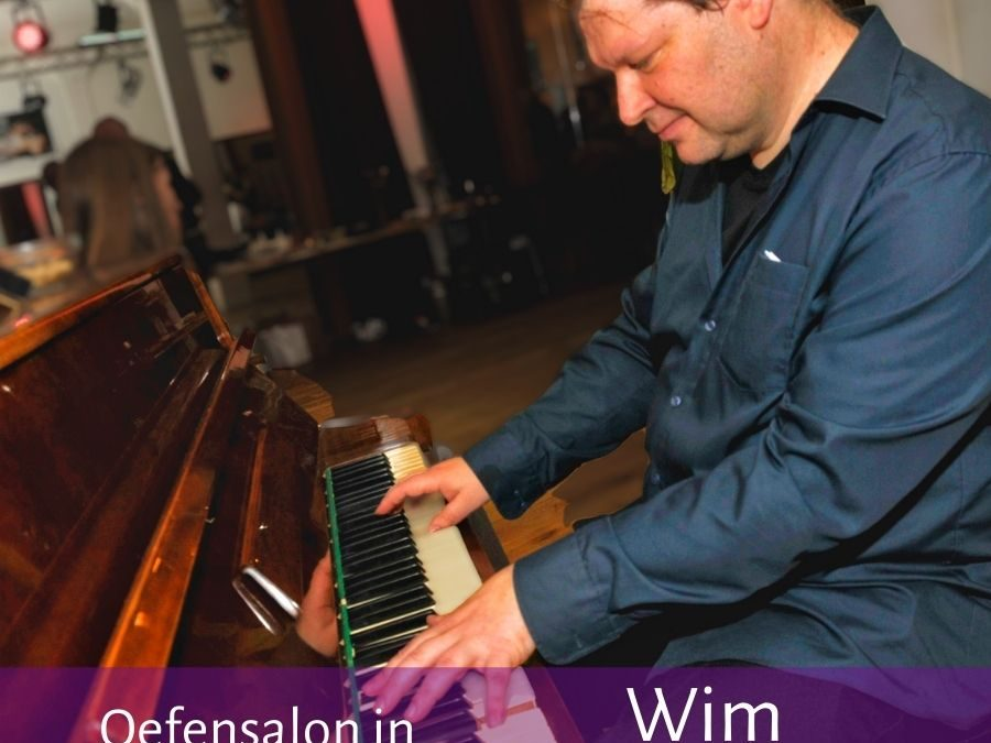 Oefenavond met Wim Warman