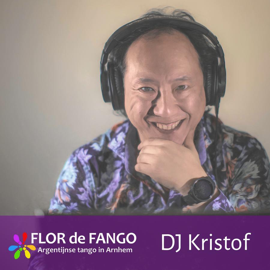 DJ Kristof speeelt in Flor de Fango