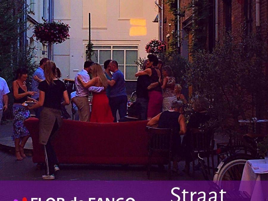 WO 07-07 | Tangocafé oefenavond met Straat Tango | DJ Joost Brunsting