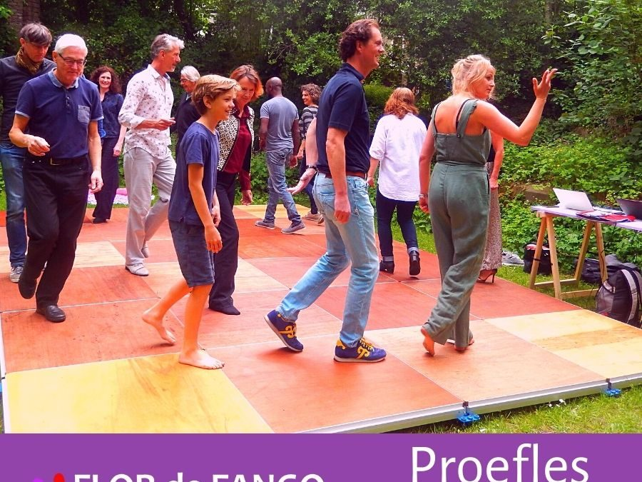 ZO 15 AUG | Proefles Argentijnse Tango | Salon | Ecologische tuin (buiten)